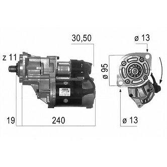 Motorino avviamento adattibile 5801441816
