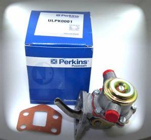 Pompa alimentazione Perkins