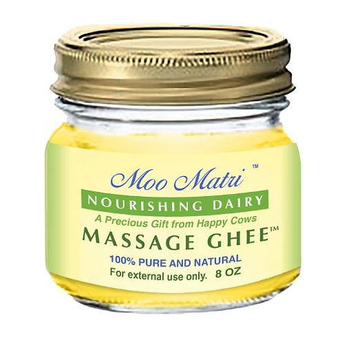 Massage Ghee 8 fluid ounces
