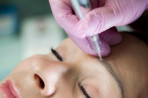 Kestopigmentaatio Micropigmentation