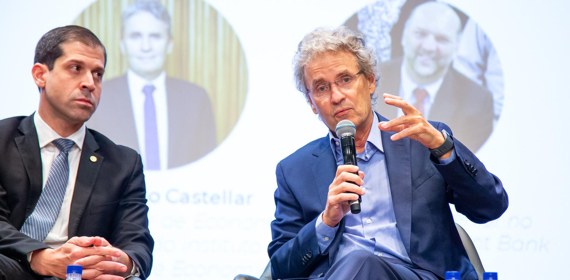 Diogo Mac Cord e Armando Castellas. [da esquerda para direita]
