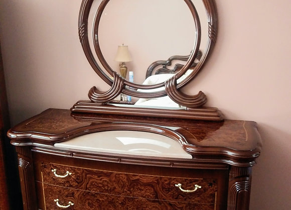Made in Italy Queen Bedroom Set