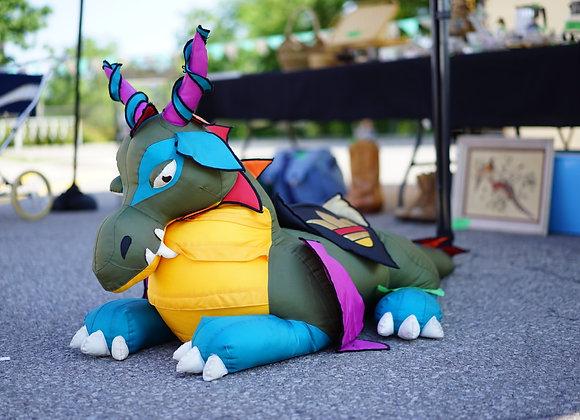 Children's Dragon Chair