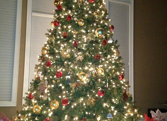 12ft Artificial Christmas Tree