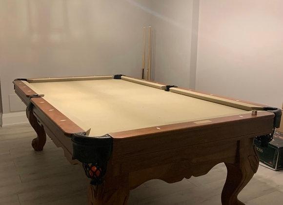 Players Choice Pool Table