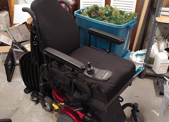 Quantum J6 Motorized Wheelchair