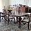 Thumbnail: Chippendale Reproduction Dining Set