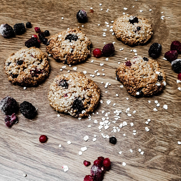 Quinoa Cookie