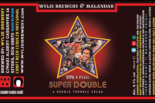 SUPER DOUBLE (DIPA) 440ml