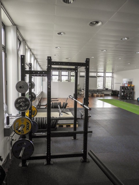 Open Gym athletive Training Thun