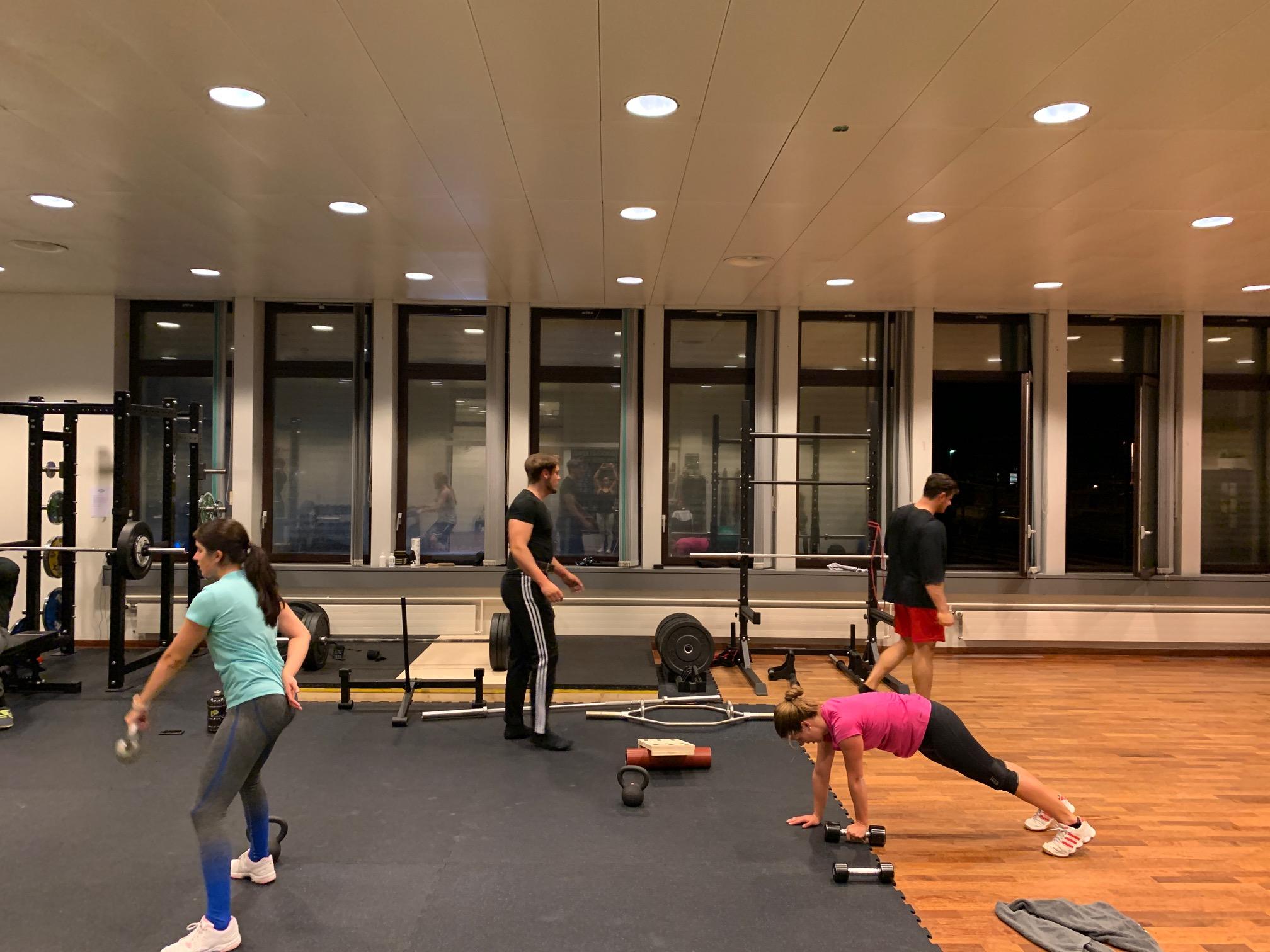 Functional Training Thun