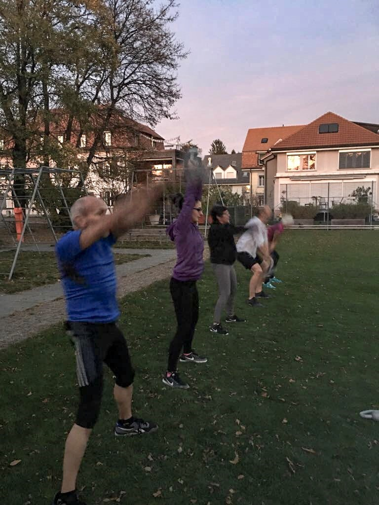 Outdoor Bootcamp Thun