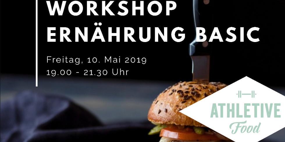 Workshop Ernährung Basic