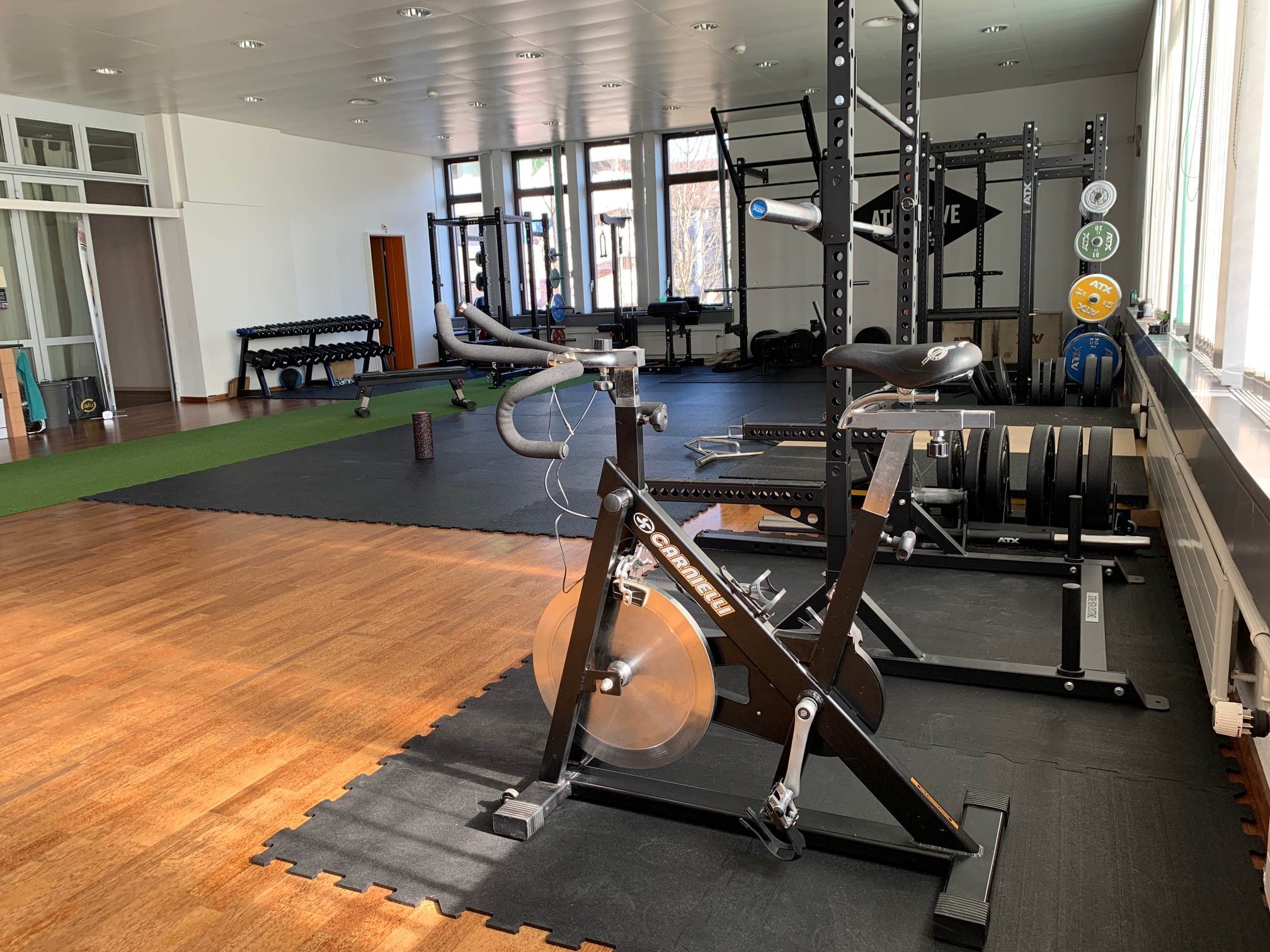 Spinning Bike athletive TrainingThun