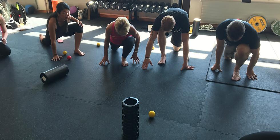 Mobility Training im athletive Training