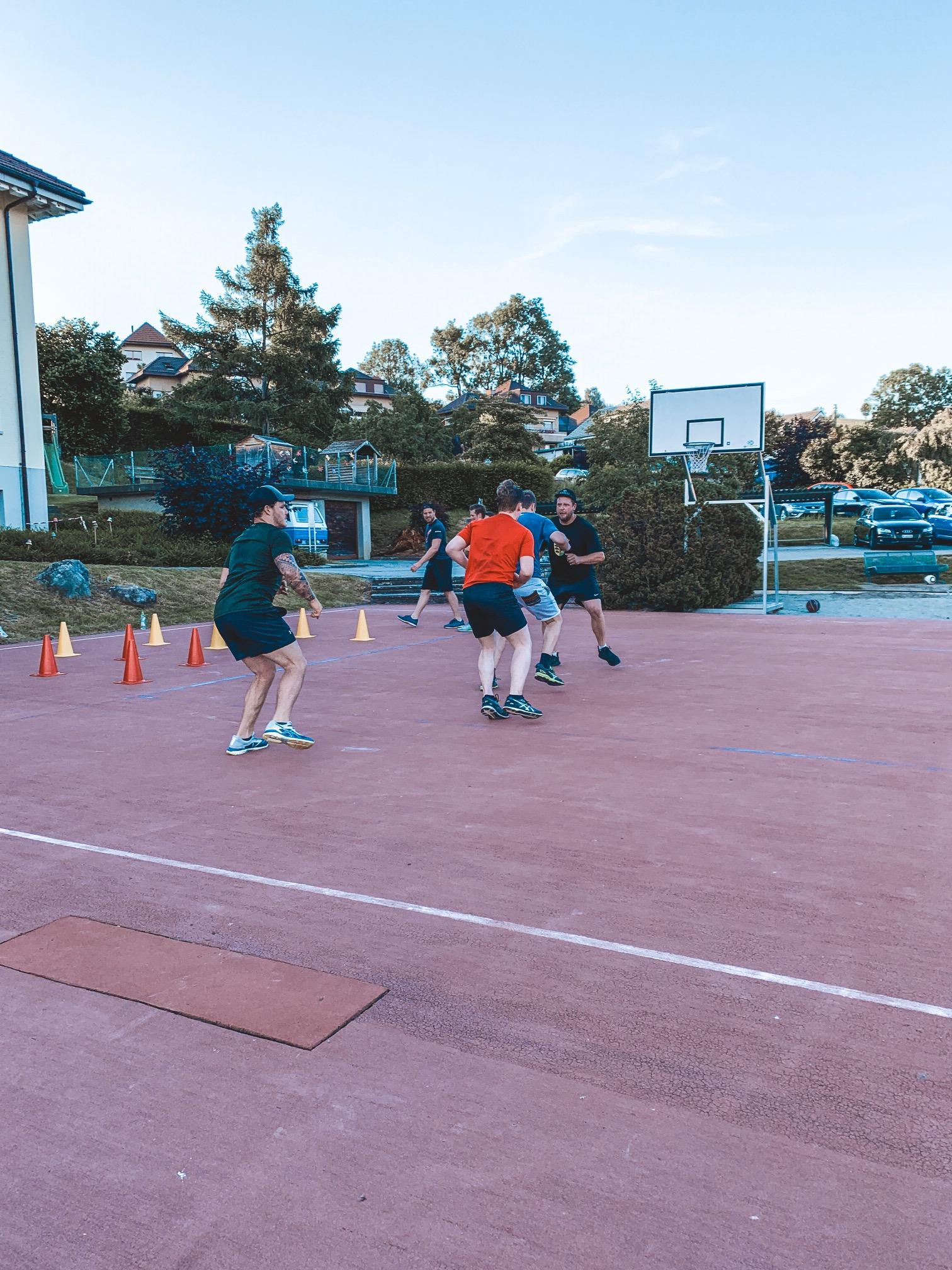 Off-Season Training in Mirchel