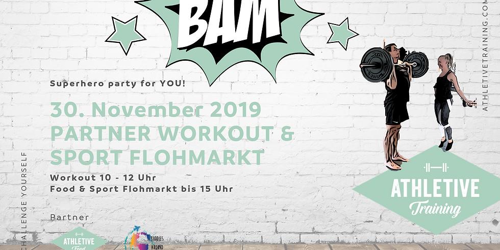 Partner Workout 30. November 2019