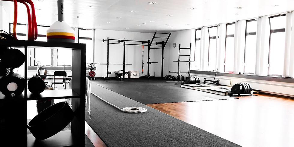 Open Doors im athletive Training