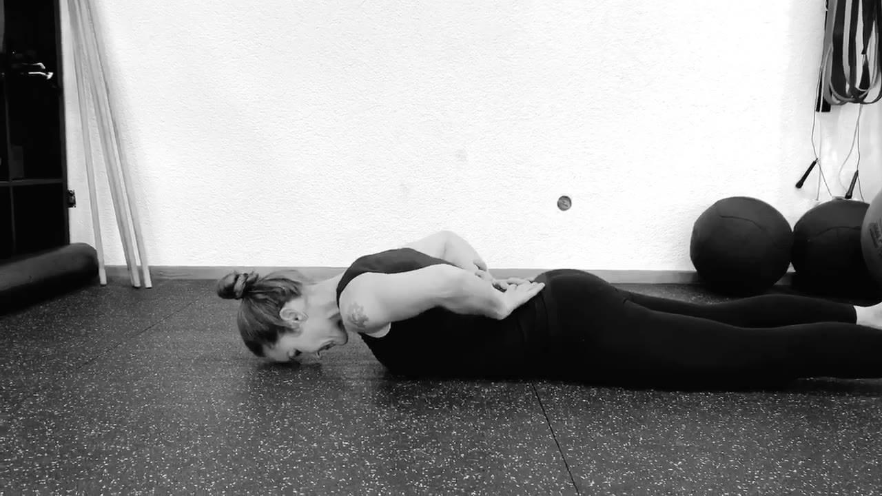 Übungsvideo für deine Schulter Mobilität