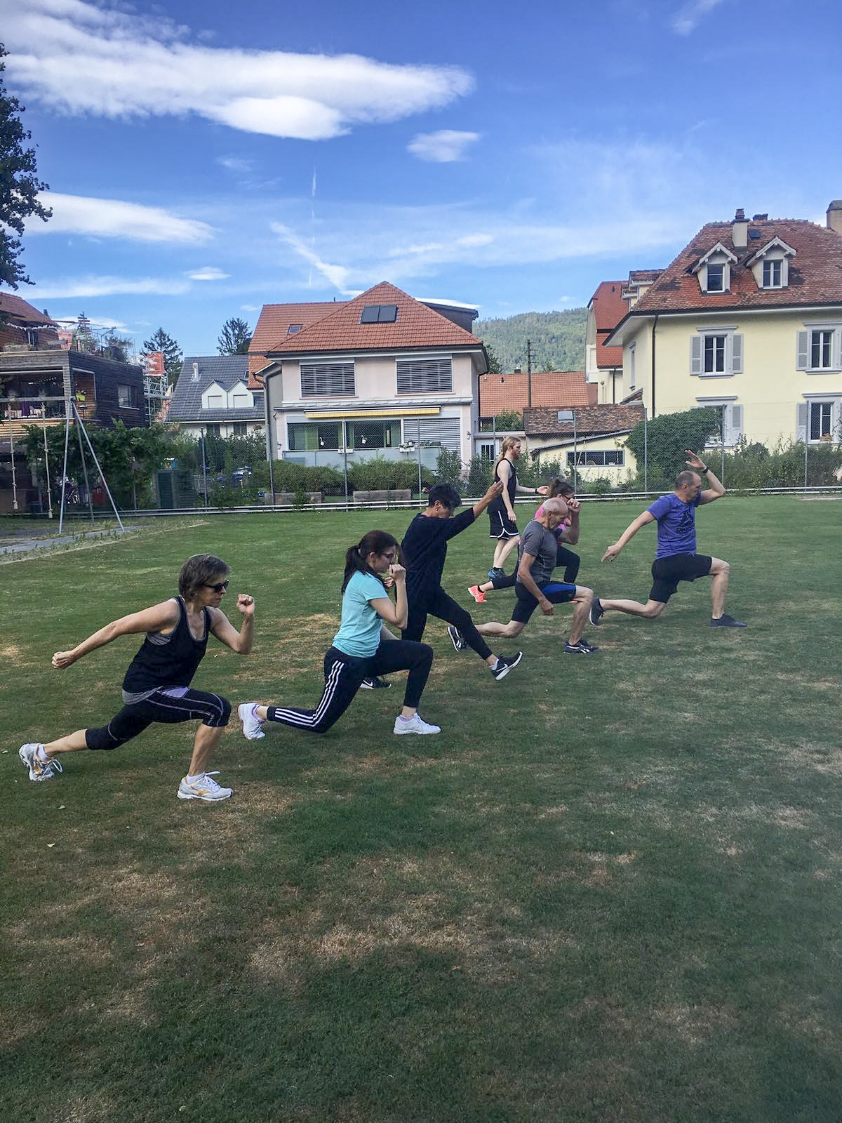Outdoorf Bootcamp Thun