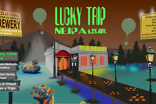 LUCKY TRIP (NEIPA) 12 PACK