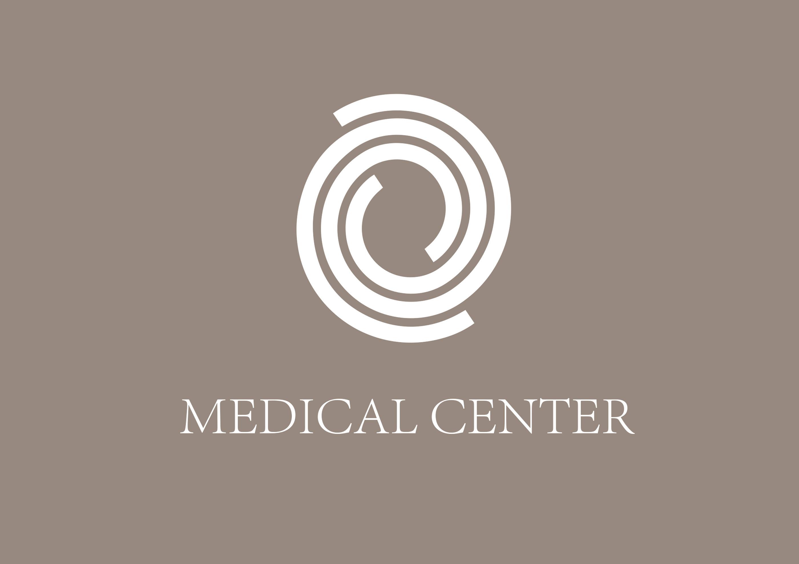 Логотип медицинского центра.