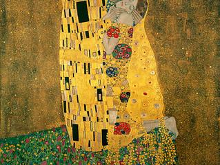 Fleeing the World In Klimt's Kiss