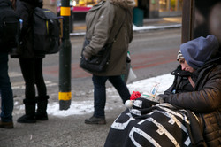 Homeless in the Frozen North