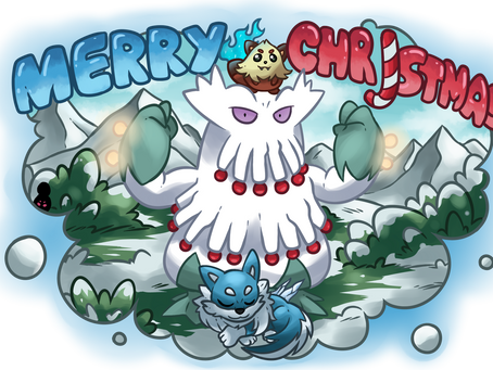 25th of December - Merry Christmas! Hello Frostyke!