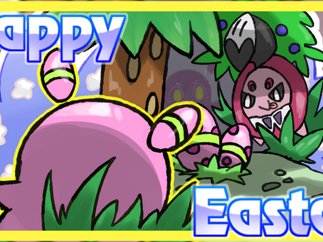 21st of April - Happy Easter!