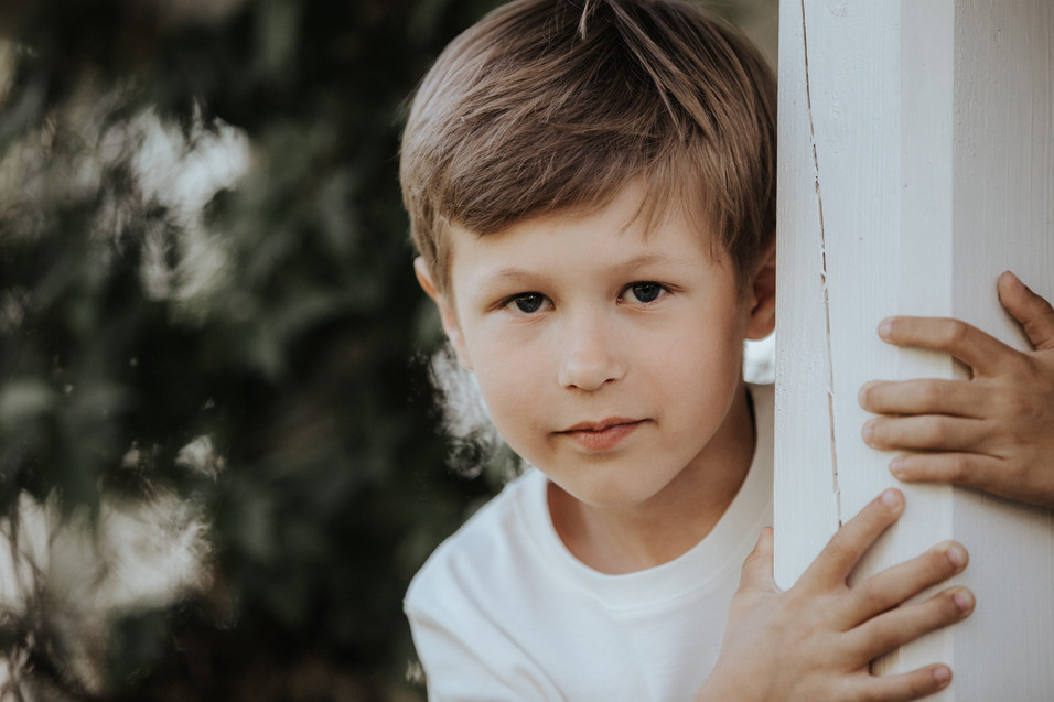 Miljöökuvaus lapset