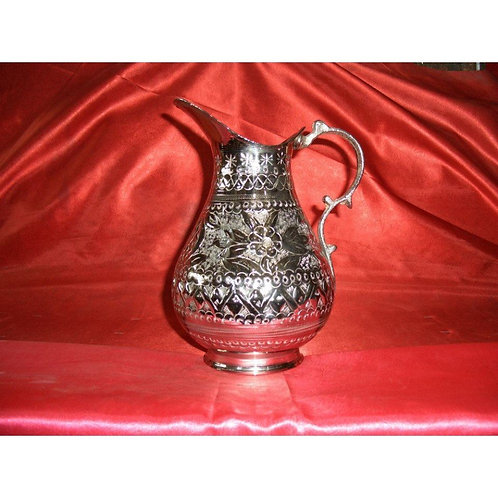 10 x TURKISH HANDMADE COPPER EWER