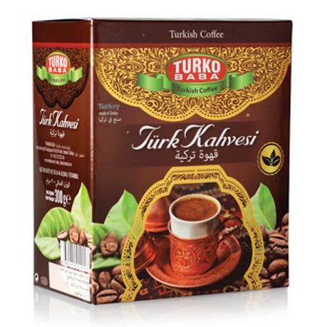 12 x TURKISH COFFEE , 300 GR K231