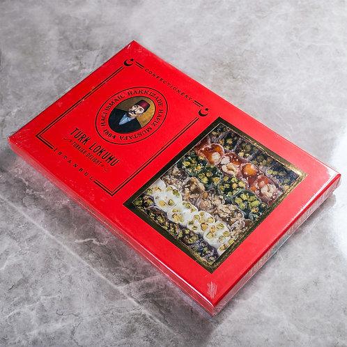 10X HAFIZ MUSTAFA MIXED TURKISH DELIGHT, 1000 GR (35.27 oz)