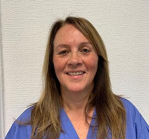 Carol Widdicombe Receptionist and Dental