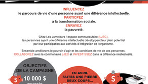 CAMPAGNE DE FINANCEMENT ANNUELLE - avril 2019 -