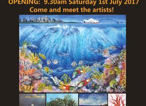 """Mysterious Landscapes"" Exhibition"