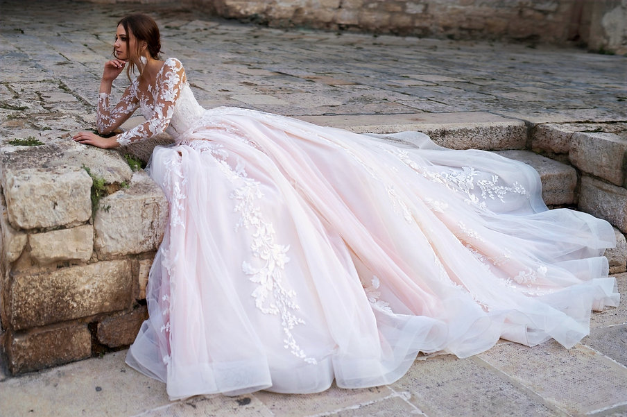 Robe de mariee Blunny