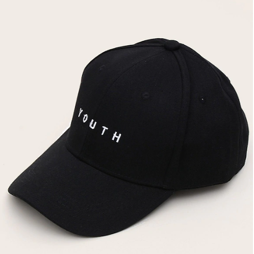 'YOUTH' Structured Hat
