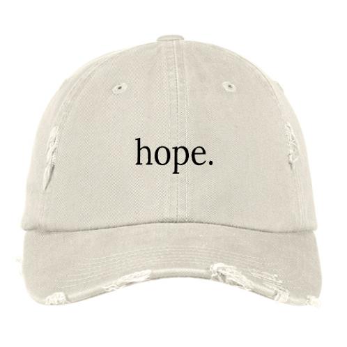 'Hope' Dad Hat