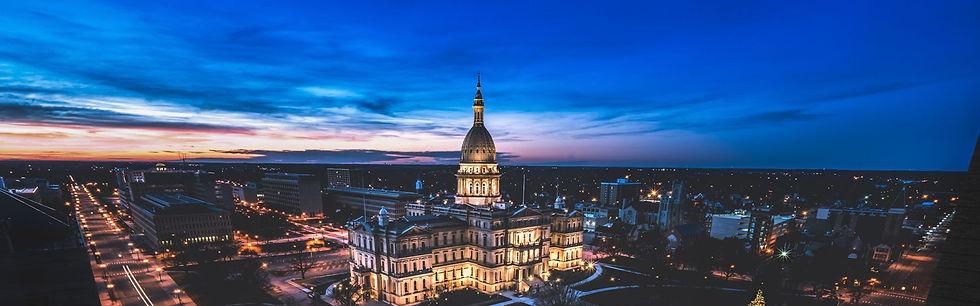 Lansing Downtown Sunset.jpg