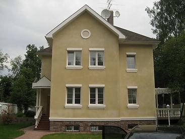 фасад дома до реконструкции