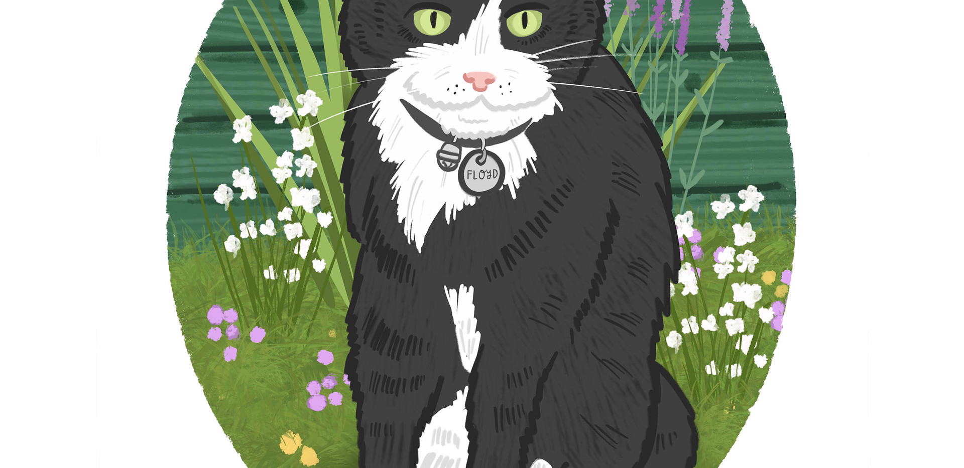 cat portrait garden flowers.jpg