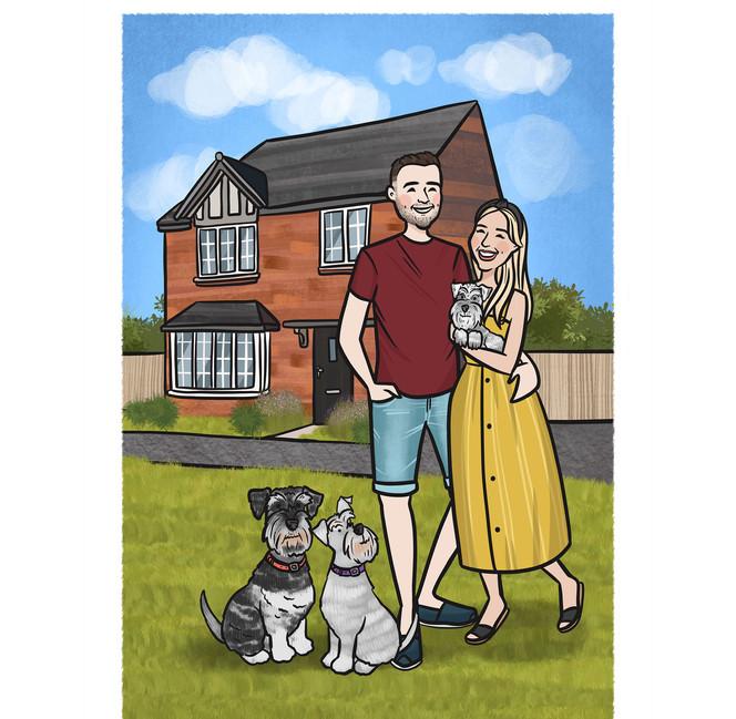 new home family portrait dogs.jpg