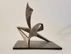 sculpture artist-john neumann-capoeira-maquette-800pxl