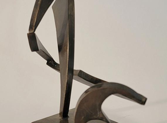 """""""Taming of Pegasus"""" by John Neumann"""