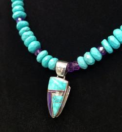 jewelry artist-joy landau-turquoise necklace-800pxls