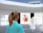 immersive Lernumgebung in 3D