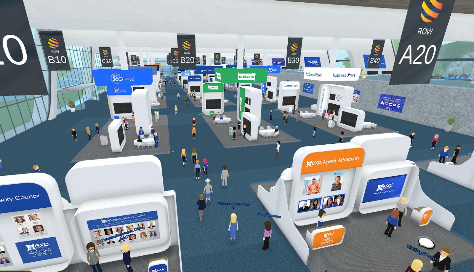 Virtual Expo Hall