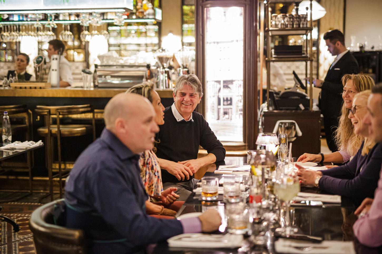 Párisi Passage Café & Brasserie